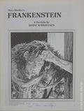 Frankenstein A Portfolio by Berni Wrightson (1977) SET-02