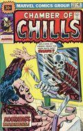 Chamber of Chills (1972 Marvel) 30 Cent Variant 22