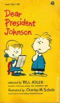 Dear, President Johnson PB (1965 Avon Novel) 1-1ST
