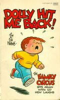 Family Circus Dolly Hit Me Back! PB (1979 Fawcett) 1-1ST