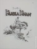 Kubla Khan Portfolio by Frank Frazetta (1977) SET-01