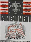 Benefit Portfolio in Defense of the 1st Amendment (1987) SET-01SIGNED
