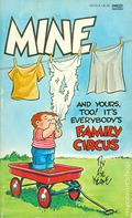 Family Circus Mine PB (1975 Fawcett) 1-1ST