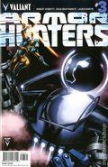 Armor Hunters (2014 Valiant) 3D