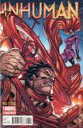 Inhuman (2014 Marvel) 3B