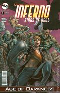 Grimm Fairy Tales Inferno Rings of Hell (2014 Zenescope) 1B