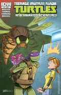 Teenage Mutant Ninja Turtles New Animated Adventures (2013 IDW) 14
