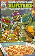 Teenage Mutant Ninja Turtles New Animated Adventures (2013 IDW) 14RI