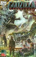 Godzilla Cataclysm (2014 IDW) 1RI