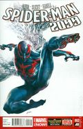 Spider-Man 2099 (2014 2nd Series) 2A