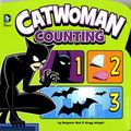 Catwoman Counting HC (2014 Capstone Press) Board Book Small Edition 1-1ST