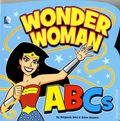 Wonder Woman ABCs HC (2014 Capstone Press) Board Book Small Edition 1-1ST