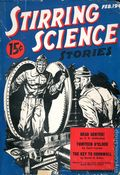 Stirring Science Stories (1941-1942 Albing Publications) Pulp Vol. 1 #1