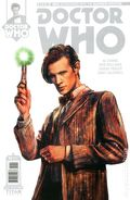 Doctor Who The Eleventh Doctor (2014 Titan) 1F