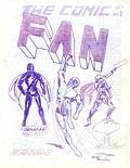 Comic Fan, The (1962 fanzine edited by Buddy Saunders) 1