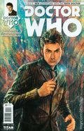 Doctor Who The Tenth Doctor (2014 Titan) 1A