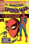 Amazing Spider-Man (1963 1st Series) Annual Canadian Price Variant 2