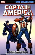 Captain America Society of Serpents TPB (2014 Marvel) Epic Collection 1-1ST