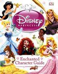 Disney Princess Enchanted Character Guide HC (2014 DK) 1-1ST