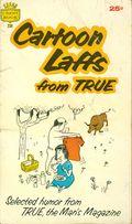 Cartoon Laffs from True PB (1958 Fawcett Crest) 1-1ST