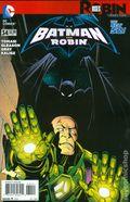 Batman and Robin (2011 2nd Series) 34A