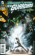 Green Lantern New Guardians (2011) 34