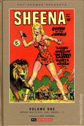 Roy Thomas Presents: Sheena Queen of the Jungle HC (2014 PS Artbooks) 1-1ST