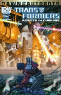 Transformers (2012 IDW) Robots In Disguise 32RI