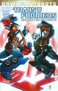 Transformers (2012 IDW) Robots In Disguise 32SUB