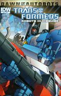 Transformers (2012 IDW) Robots In Disguise 32