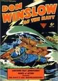 Don Winslow of the Navy (1943 Fawcett) UK Edition 61UK