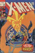 Uncanny X-Men (1963 1st Series) UK Edition 58UK