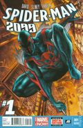 Spider-Man 2099 (2014 2nd Series) 1E