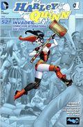 Harley Quinn Invades Comic Con Intl San Diego (2014) 1C