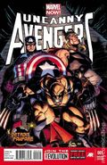 Uncanny Avengers (2012 Marvel Now) 1DETROIT