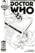 Doctor Who The Tenth Doctor (2014 Titan) 2D