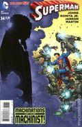 Superman (2011 3rd Series) 34C