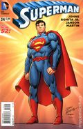 Superman (2011 3rd Series) 34D