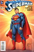 Superman (2011 3rd Series) 34D