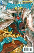 Aquaman (2011 5th Series) 34A