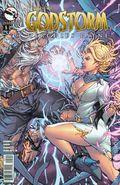 Grimm Fairy Tales Godstorm Hercules Payne (2014) 5A