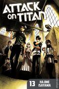 Attack on Titan GN (2012- Kodansha Digest) 13-1ST