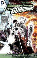 Green Lantern New Guardians TPB (2013-2015 DC The New 52) 4-1ST