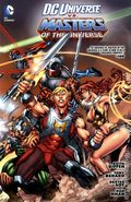 DC Universe vs. Masters of the Universe TPB (2014 DC) 1-1ST