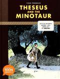 Theseus and the Minotaur HC (2014 Toon Books) 1-1ST