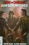 Army of Darkness Ash Gets Hitched (2014 Dynamite) 2C