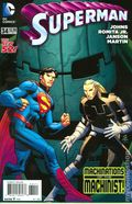 Superman (2011 3rd Series) 34A