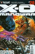X-O Manowar (2012 3rd Series Valiant) 28A