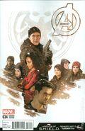 Avengers (2013 5th Series) 34B