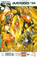 Avengers (2013 5th Series) 34A